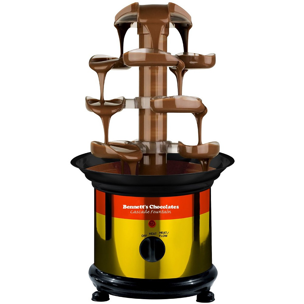 Custom Home Chocolate Fountains