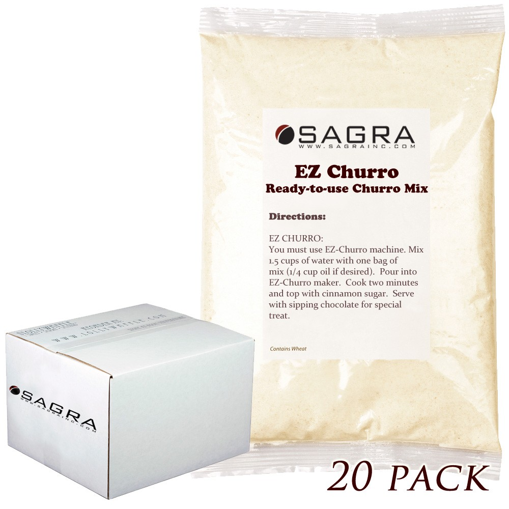 EZ Churro Mix - 20 lbs.
