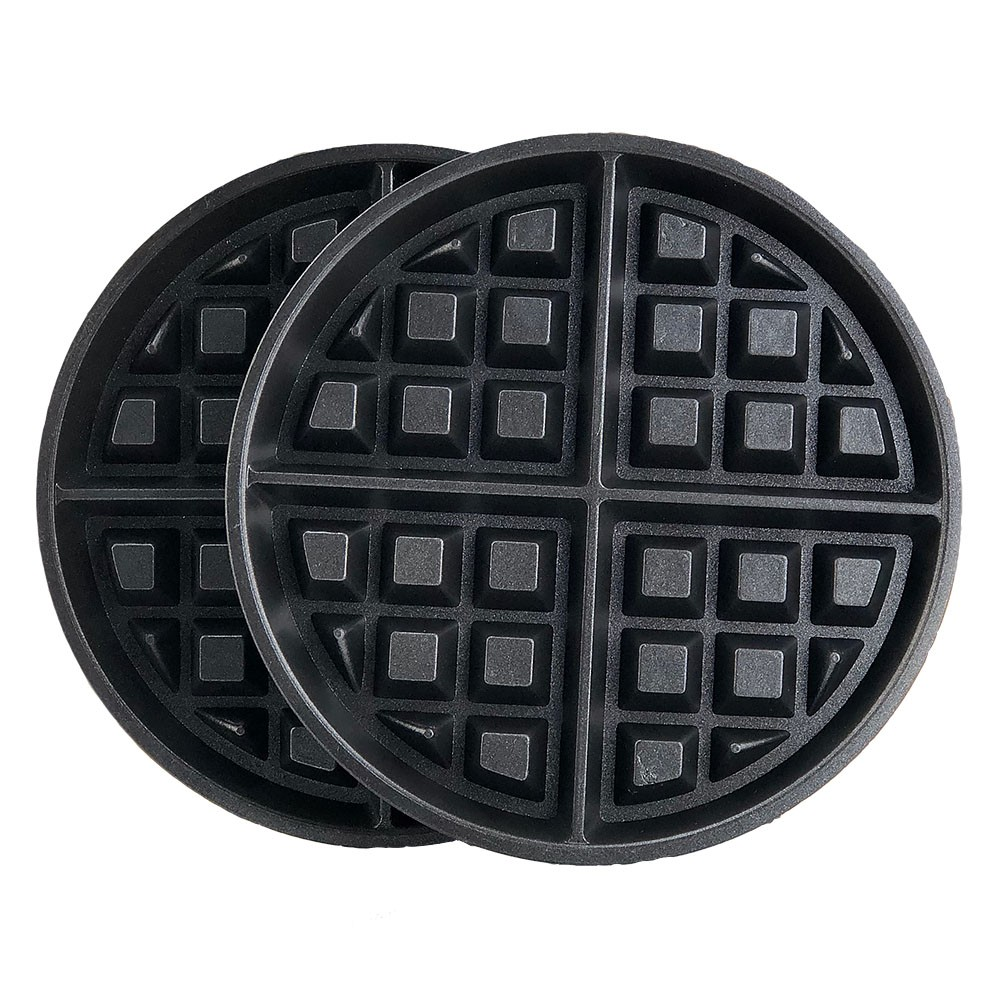 Replacement Waffle Iron Plates - Standard