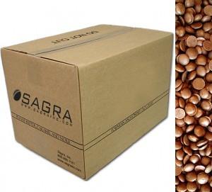 Sagra Signature Milk Chocolate Fondue - Bulk - 30 lbs.